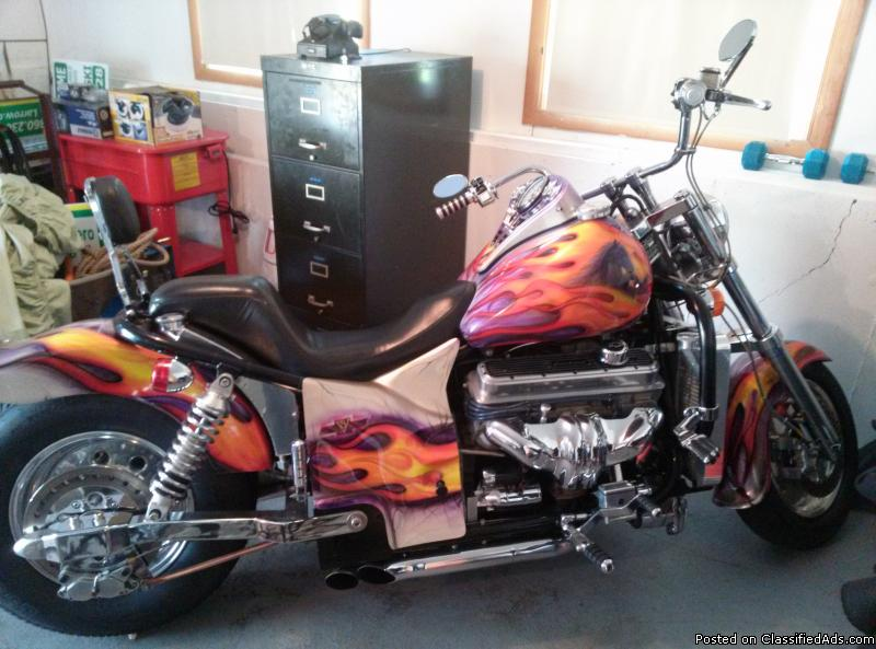 Boss Hoss Motorcycles For Sale