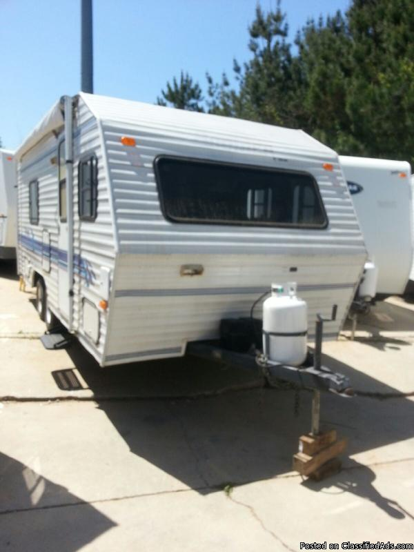 Travel Trailers For Sale In Pa >> 22 Ft Travel Trailer RVs for sale