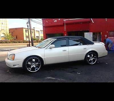 Cadillac : DeVille Base Sedan 4-Door 2001 cadillac deville