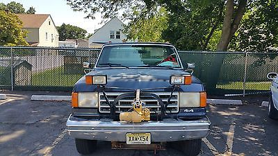 Ford : F-250 2 Door Pickup Truck Great Ford 250 Work Truck