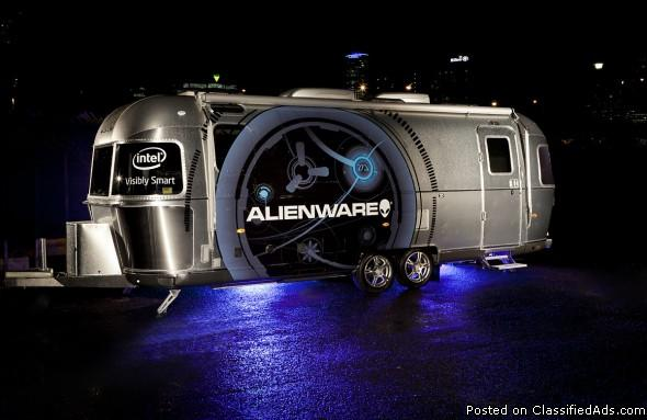 Airstream Rental for Corporate Event