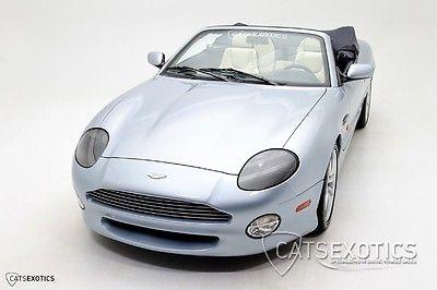 Aston Martin : DB7 Convertible Vantage - Convertible - V12 - Automatic - 2 Keys -