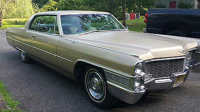 Cadillac : Other Base Hardtop 2-Door 1965 cadillac calais base hardtop 2 door 7.0 l