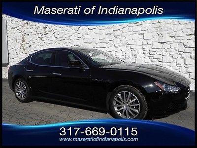 Maserati : Other S Q4 Sedan 4-Door 2014 maserati ghibli s q 4