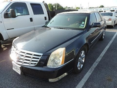 Cadillac dts cars for sale in houston texas for Smart motors inc houston tx