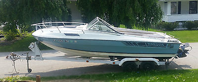 1979 19ft Marquis Caribbean boat
