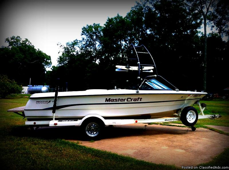 1996 Mastercraft Ski Boat with WakeTower