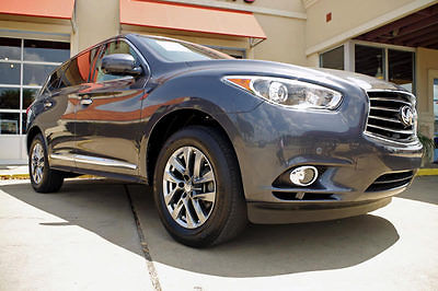 Infiniti : J30 JX35 2013 infiniti jx 35 1 owner navigation moonroof leather more