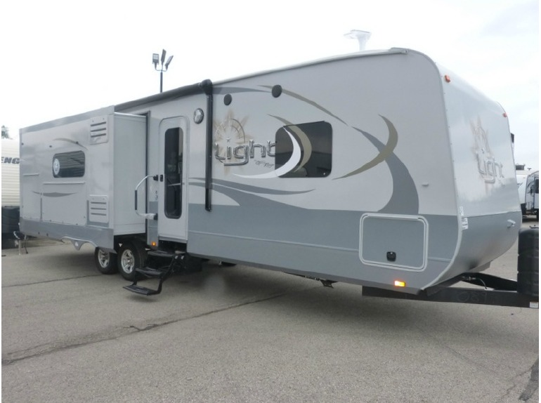 2016 Highland Ridge Rv Open Range Light LT 272 RLS