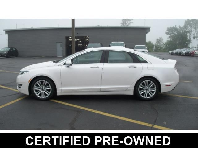 Lincoln : MKZ/Zephyr 4dr Sdn FWD 2014 lincoln mkz lincoln certified 2.0 l eco boost nav blis moonroof camera
