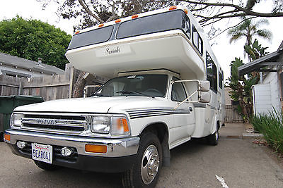 Toyota Motorhome RVs for sale