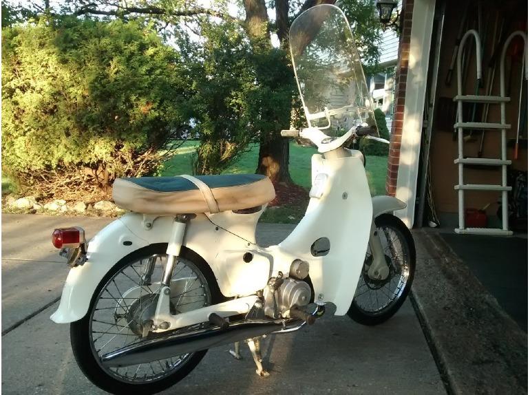 1960 Honda Cub