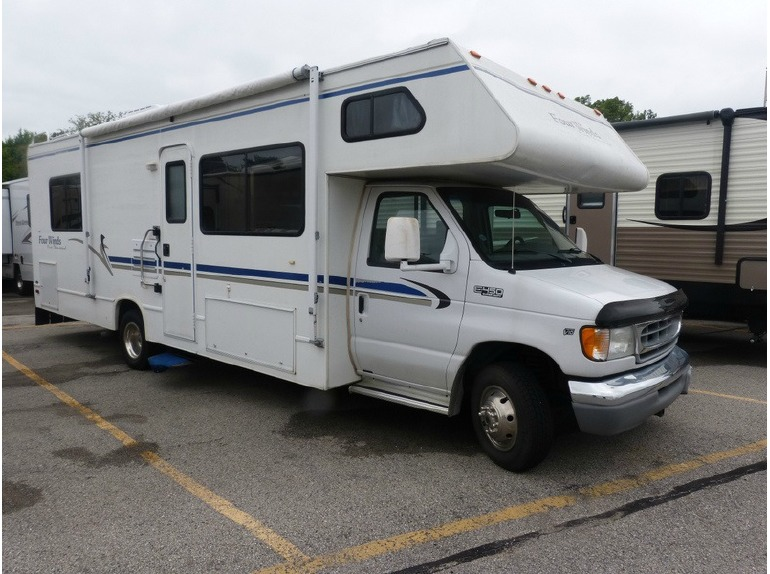 2002 Four Winds Rv Four Winds 5000 28A