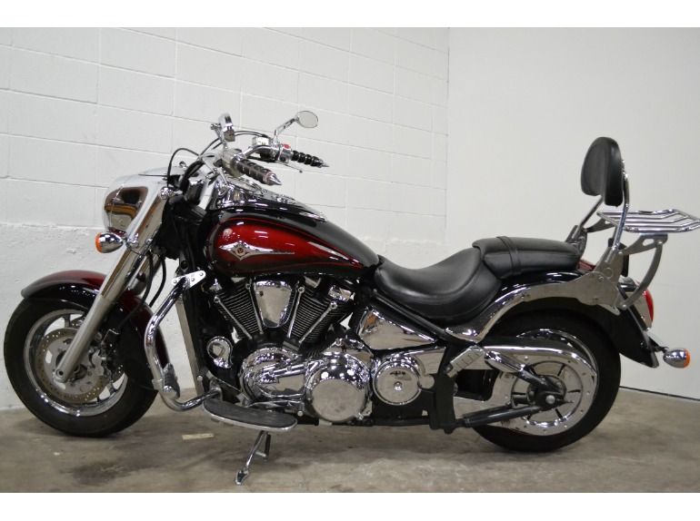 2005 Kawasaki Vulcan 2000 Limited Motorcycles for sale
