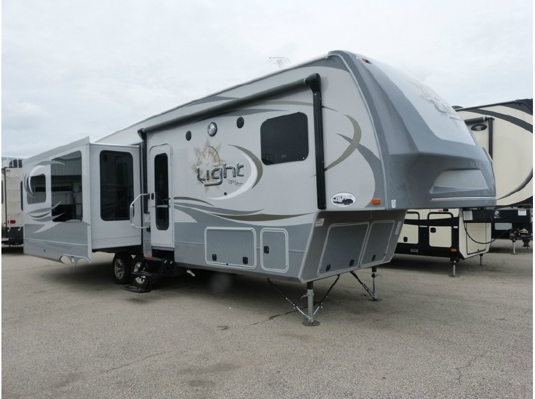 2016 Highland Ridge Rv Open Range Light LF 319 RLS