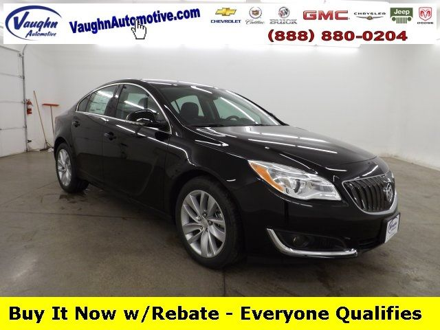 Buick : Regal Turbo Turbo 2.0L Brand New Automatic Leather and more MSRP $30,915