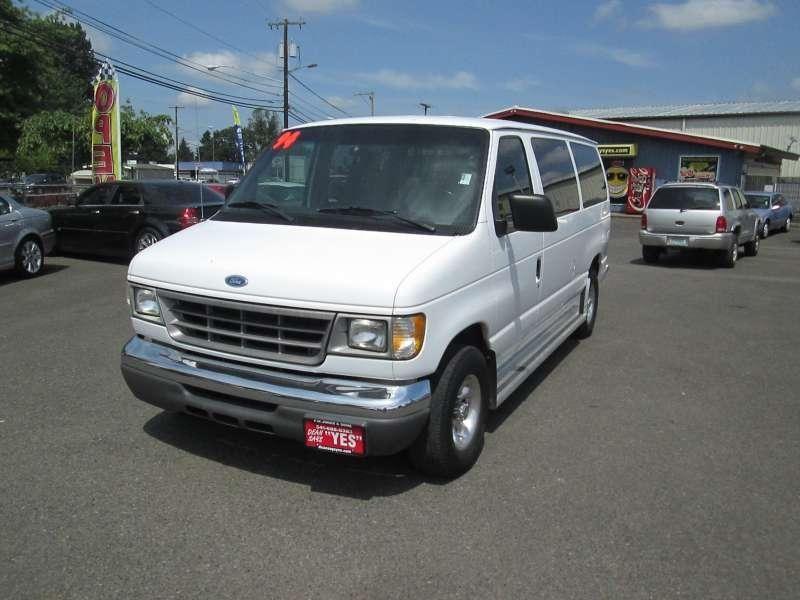 1994 Ford Club Wagon Van