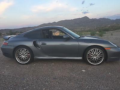 Porsche : 911 turbo 2001 porsche 911 turbo