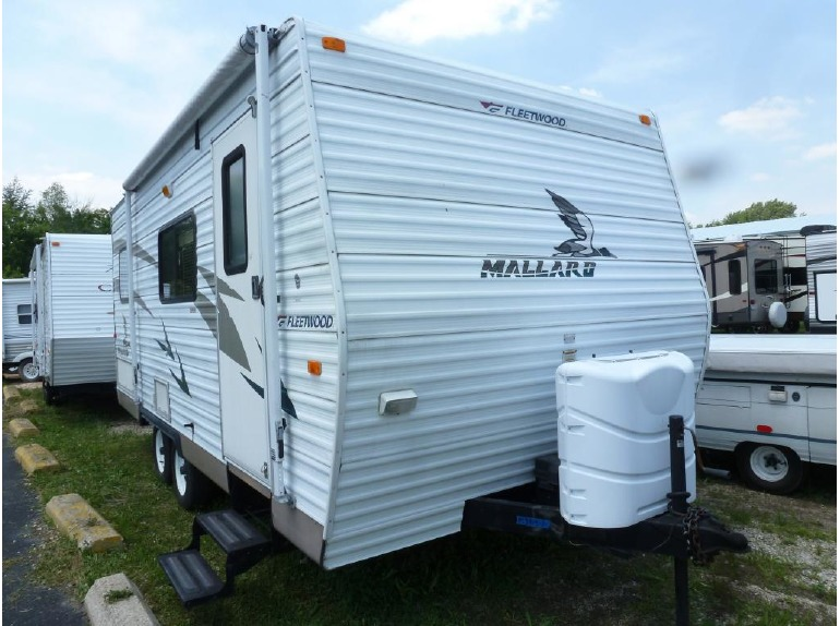 Fleetwood Mallard 180ck Rvs For Sale