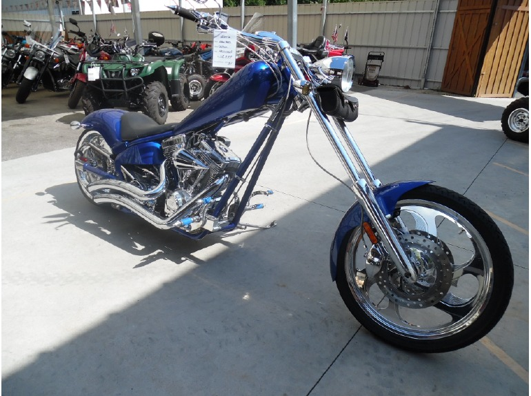 2006 American Ironhorse TEXAS CHOPPER 111 CI S&S LOW MILES