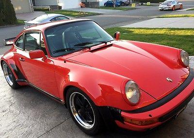 Porsche : 911 M491 M491 911 1984 3.2