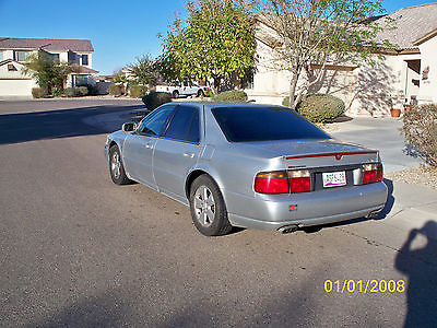 Cadillac : Seville STS Sedan 4-Door Engine, body and interior in excellent condition