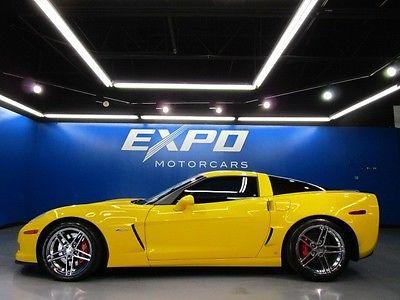 Chevrolet : Corvette Z06 Chevrolet Corvette Z06 Navigation Bose Head Up Display Heated Seats