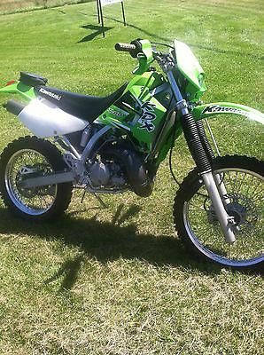 Kawasaki : KDX Kawasaki KDX 200 pristine condition