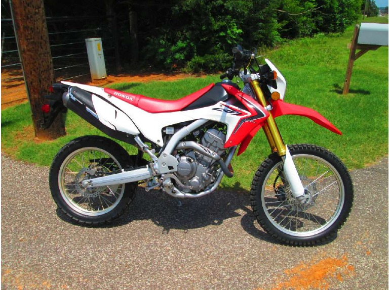 2012 honda crf250l motorcycles for sale in oklahoma. Black Bedroom Furniture Sets. Home Design Ideas