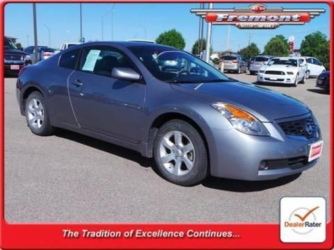 2009 NISSAN ALTIMA 2 DOOR COUPE