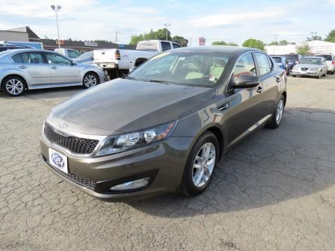 2012 KIA OPTIMA 4 DOOR SEDAN