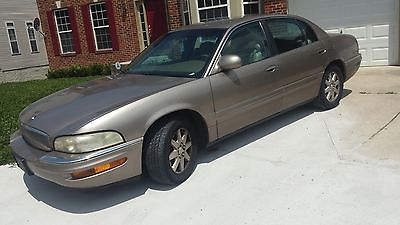 Buick : Park Avenue limited gold buick biege leather interior
