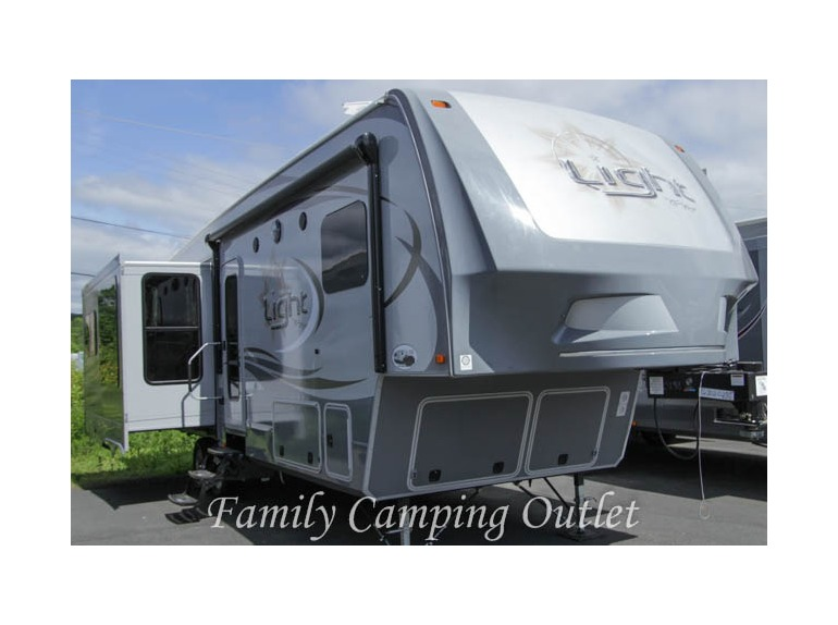 2016 Highland Ridge OPEN RANGE LIGHT 319RLS REAR LIVING FIFTH WHEEL
