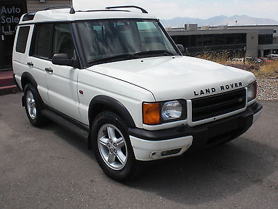 Land Rover : Discovery Series II Sport Utility 4-Door 1999 land rover discovery series ii excellent condition serviced