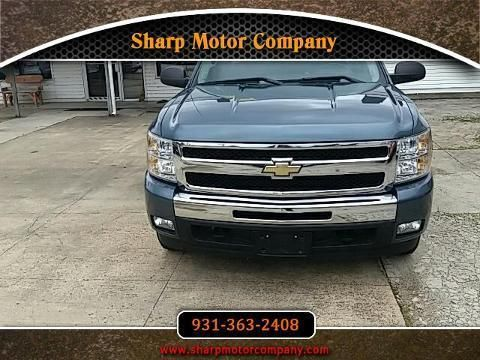 2009 CHEVROLET SILVERADO 1500 4 DOOR EXTENDED CAB SHORT BED TRUCK
