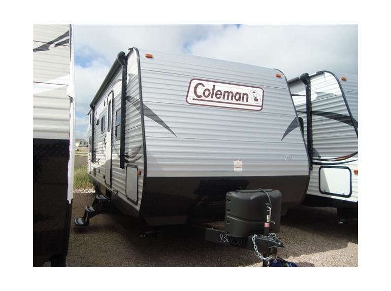 2016 Coleman Coleman CTS262BH