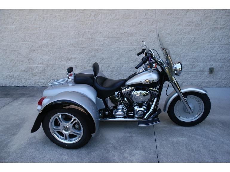 Adamec Harley Davidson Baymeadows >> Harley Davidson Fatboy Trike Conversion Motorcycles for sale