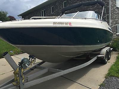 Maxum 2300 Boat w Rare 454- Cuddy Cabin
