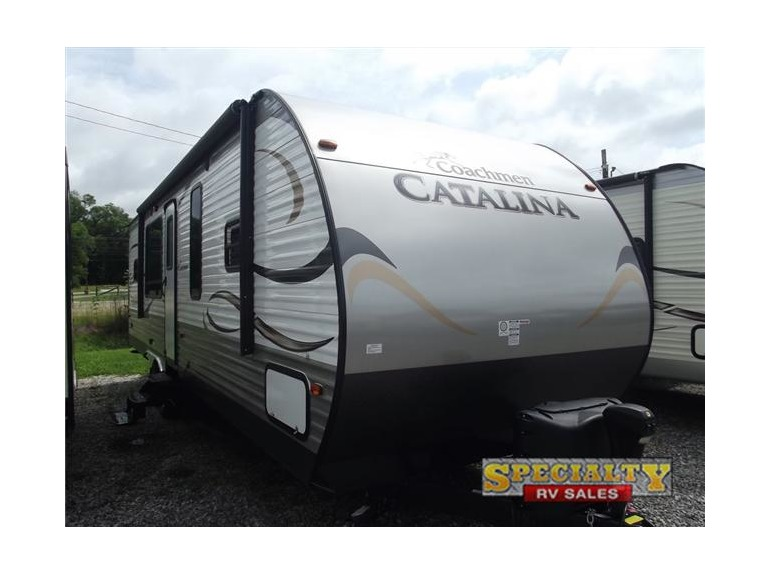 2015 Coachmen Rv Catalina 293RKS