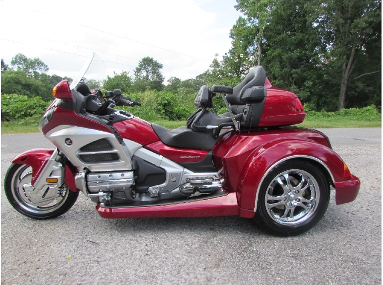2012 Honda GOLDWING GL1800 ROADSMITH HTS