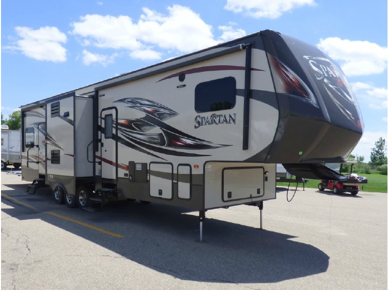 2016 Prime Time Rv Spartan 1234 X