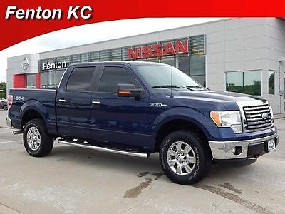 Ford : F-150 XLT SuperCrew 32027 milesxlt crew 4 x 4 5.0 l oneowner cleancarfax nonsmoker noaccidents