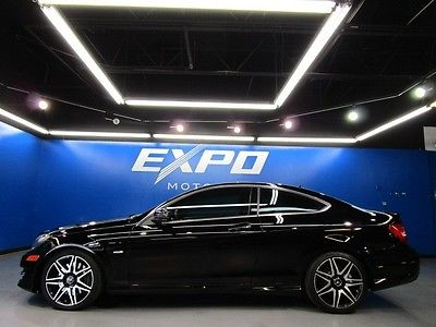Mercedes-Benz : C-Class C250 Coupe Mercedes-Benz C250 SPORT Coupe Premium Multimedia Nav Cam $46kMSRP!