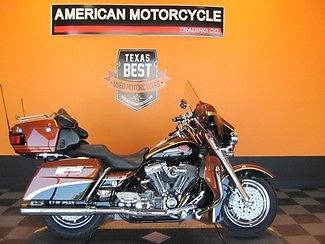 Harley-Davidson : Touring 2008 black cvo flhtcuse 3 scratch dent special screamin eagle ultra