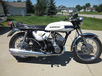 Kawasaki : Other 1969 kawasaki h 1500 mach iii triple