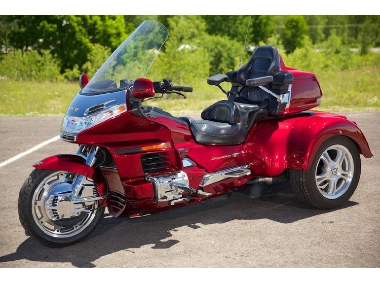 1998 Honda Goldwing Trike Aspencade