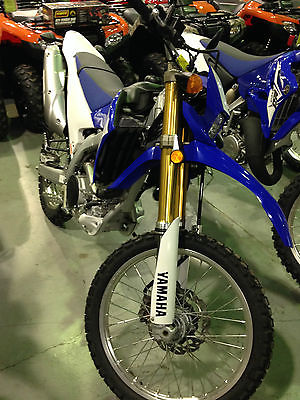 Yamaha : WR NEW 2013 Yamaha WR250R ON/OFF Road Motorcycle Electric Start NO FEES! CALL JOSH!