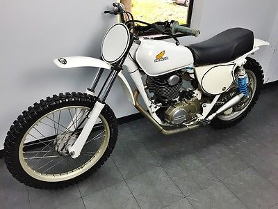 Honda : Other 1974 honda xl 350 vintage thumper xl 350 race ready vmx