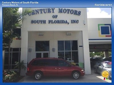 Chrysler : Town & Country Limited 1 Owner Extended Sport Van 1 owner extended sport van front wheel drive memory seats roof rack crimson red