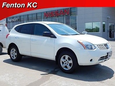 Nissan : Rogue S CleanCarFax 2010 awd carfax buyback guarantee non smoker no accidents